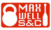 Kettlebells. Steve Maxwell logo.