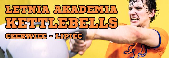 letnia akademia kettlebells