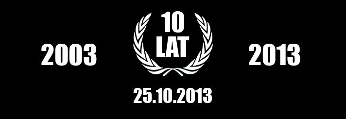 10 lat